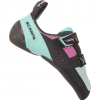 Scarpa Vapor V Rock Climbing Shoe - Women's Dahlia/aqua 40.5
