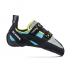 Scarpa Vapor V Rock Climbing Shoe Lime 40.5