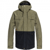 Quiksilver Horizon Snow Jacket - Men's Grape Leaf Xl