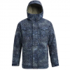 Burton Covert Shell Jacket - Men's Vallarta Blue/mood Indigo Lg