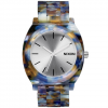 Nixon Time Teller Acetate 40 mm Watch Watercolor Acetate One Size