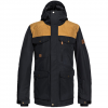 Quiksilver Raft Snow Jacket - Men's Black Xl