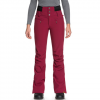 Roxy Rising High Snow Pants - Women's Beet Red Md