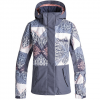 Roxy Jetty Block Snow Jacket - Women's Four Leaf Clover Zebratree Lg
