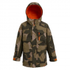 Burton Covert Jacket - Kid's  Mtn Camo/kelp Xl