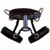 Metolius Safe Tech Deluxe Harness Gray Sm