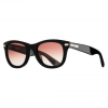 Sabre Detox Sunglasses Black Gloss/bronze Gradient