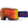 Smith Squad Goggles  Navy Outboard/chromapop Every +yellow