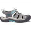 Keen Newport Hydro - Women's Steel Grey/blue Turquoise 8.5