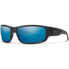Smith Survey Sunglasses Mt Blk/blue
