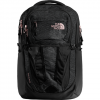 The North Face Recon Backpack - Women's Tnf Black Heather/burnt Coral