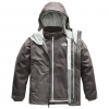 The North Face Vortex Triclimate Jacket - Boys Tnf Medium Grey Heather