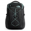 The North Face Borealis Backpack - Womens Tnf Black/mint Blue One Size