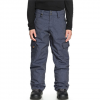 Quiksilver Porter Denim Snow Pants - Boys' Dress Blues 14/xl