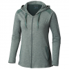 Columbia Place To Place Full Zip Hoodie - Women's Pond Heather Lg