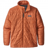 Patagonia Boys Nano Puff Jacket - Kids Copper Ore Xl