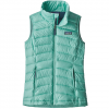 Patagonia Girl's Down Sweater Vest - Kid's Vjosa Green 2xl
