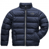 The North Face Boy's Andes Jacket - Kid's Cosmic Blue/mid Grey Sm