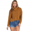 Billabong On A Roll Chenille Sweater - Women's Beeswax Lg