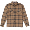 Billabong Shaping Bay Flannel Shirt - Men's Grv Xl