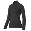 Mammut Kira Pro Half Zip Long Sleeve - Women's Black Xl