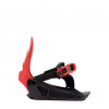 K2 Mini Turbo Snowboard Bindings - Kids' Blue S