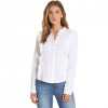 Billabong Babe Season Button Down Top - Women's Cool Wip Lg
