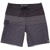 Billabong All Day Heather Stripe Pro Boardshorts - Men's Nvy 32