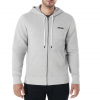 Oakley Street Logo FZ Fleece Jacket - Men's Granite Heather Lg