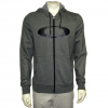 Oakley Ellipse Full Zip Hoodie - Men's Dark Brush Xl