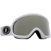 Electric Charger Goggles Gloss White/silver Chrome Os