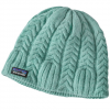 Patagonia Cable Beanie - Women's Vjosa Green One Size