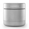 Klean Kanteen Vacuum Insualted 8oz Food Canister  Brushed Stainless