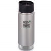 Klean Kanteen Insulated Wide 16 oz Brushed Stainless 16oz