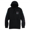 Burton Airbuckle Pullover Hoodie True Black Xl
