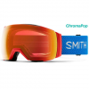 Smith I/O Mag XL Goggle Rise Block/cpop Red W/storm Yellow