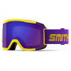 Smith Squad Goggles Jade Block/cpop Green W/yellow