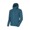 Mammut Rime IN Flex Hooded Jacket Wing Teal Md