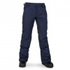 Volcom Frochickie Insulated Pant - Women's Navy Sm