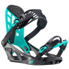 K2 Vandal Snowboard Bindings - Kids' Black Md