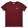 Banks Journal Hearts Tee Ruby M