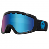 Dragon Rogue Goggles Split/blue W/amber
