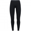 Icebreaker 260 Tech Leggings - Women's Black Lg
