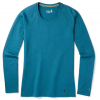 Smartwool Merino 150 Baselayer Long Sleeve - Women's Light Marlin Blue