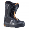 K2 Mini Turbo Snowboard Boots - Kids' Black 4