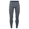 Icebreaker 200 Oasis Leggings with Fly Gritstone Heather Md