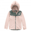 The North Face Toddler Oso Hoodie - Girls Purdy Pink/meld Grey 3t