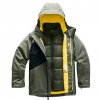The North Face Clement Triclimate(R) Jacket - Boy's New Taupe Green Xl