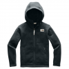 The North Face Gordon Lyons Hoodie - Kid's Tnf Black Heather Xl