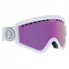 Electric EGV.K Goggles  Matte White Mauve/pink W/freedom of Choice
